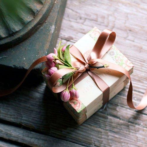 Как упаковать свадебные подарки