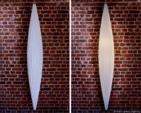 Настенный бумажный фонарик Кокон