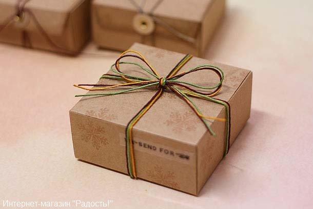 Коробка маленькая своими руками