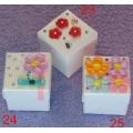 Оформленная картонная коробка (5 см)