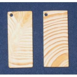 4.94: Прямоугольные деревянные бирки