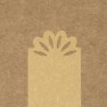 4.02. Фигурные крафт-бирки из картона