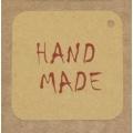 4.04. Картонные бирки HAND MADE