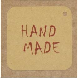 4.04. Картонные бирки HAND MADE*