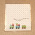 5.204: Детские подарочные целлофановые пакеты (10х11 см)