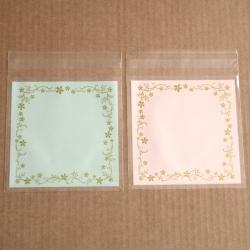 Пакеты целлофановые с орнаментом (10 шт)