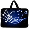 Яркая сумка для ноутбука