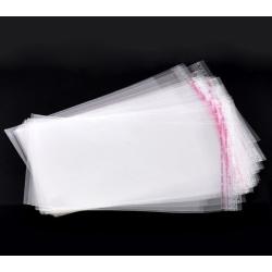 5.11: Прозрачный целлофановый пакет (ширина 8 см)