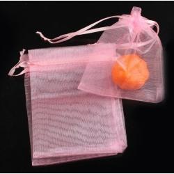 7.03: Маленькие мешочки из органзы 7х10 (10 шт)