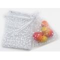 Белые подарочные мешки (13х18)