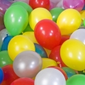 3.01: Маленькие воздушные шары «Цветной горошек»