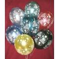 """Воздушные шарики """"С днём рождения!"""""""