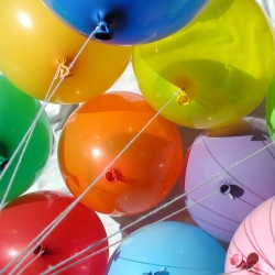 """3.03: Воздушные шары """"Груша"""" (25 см)"""
