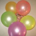 Воздушные шарики «Неоновые пузаны»