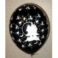 Воздушные шарики «Заколдованный замок»