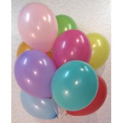 Воздушные шарики «Разноцветные солнышки»