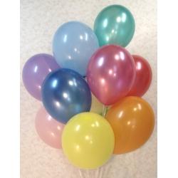 Воздушные шарики «Разноцветица»