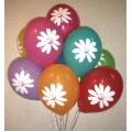 Воздушные шары «Большая ромашка»