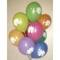 """Набор воздушных шаров """"Ромашка"""""""