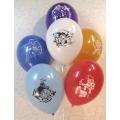 Воздушные шарики «Пираты!»