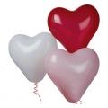 """Воздушные шарики в виде сердца """"Для тебя!"""""""