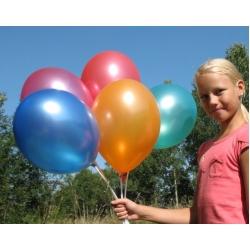 Воздушные шары «Шарикорадуга»