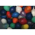 Разноцветные водяные шарики