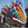 3.33: Воздушные шары «Завитушка»