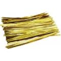10.101: Золотистые и серебристые твисты