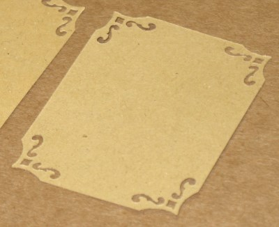 бирки-этикетки картонные