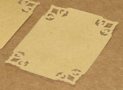 бирки-этикетки из крафт-картона помогут стильно оформить упаковку для товаров ручной работы или сувениров