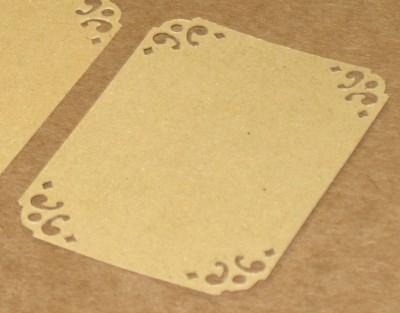 бирки-этикетки из картона для стильного оформления упаковки сувениров ручной работы