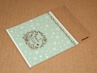 фото: целлофановый пакетик салатового цвета, внешний вид