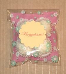 целлофановый пакет с рисунком фото