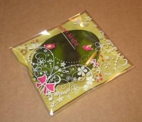 фото: пакеты из целлофана как упаковка для мыла ручной работы