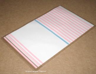 розовые пакетики из целлофана, фото