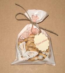 фото: в целлофановый пакет упакованы сушки с маком