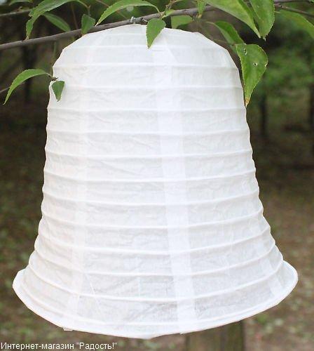 китайский подвесной фонарик колокольчик: абажур для подвесного светильника в виде фонарика-колокольчика