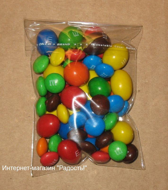 прозрачные пакеты из целлофана для упаковки товара, фото