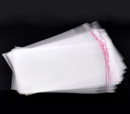 фото: малые целофановые пакетики для упаковки мыла ручной работы