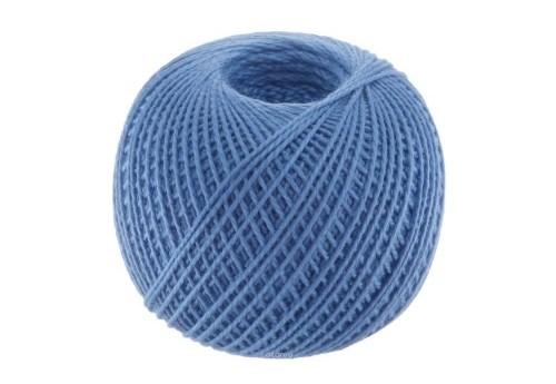 голубые васильновые ниточки завязанные