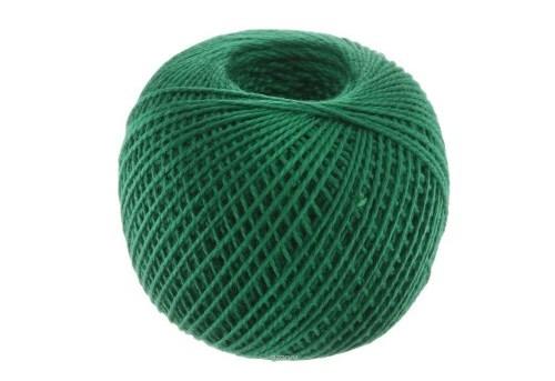 зелёные завязанные нитки