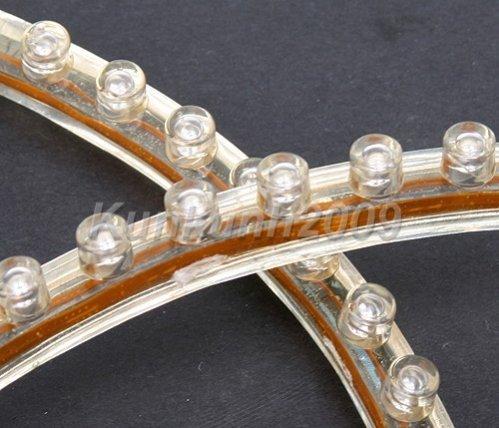 6010. Светодиодная лента в силиконовом корпусе, 12 Вольт / светодиодная подсветка