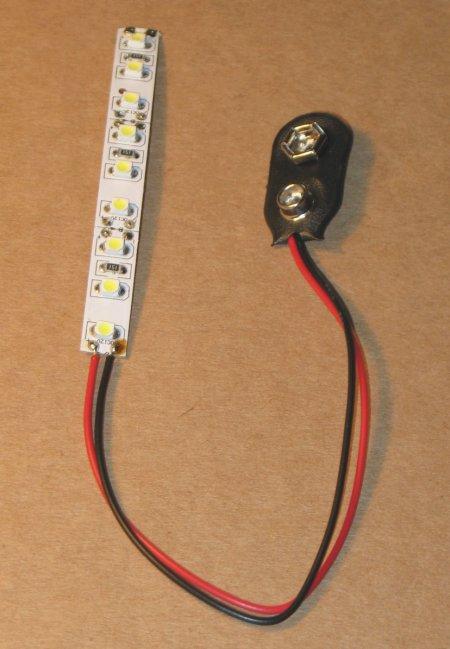яркая светодиодная подсветка 9-12 вольт для подвесных бумажных китайских фонариков
