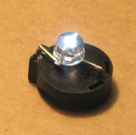 Фонарик: светодиодная подсветка 3 вольта, 0,5 ватта, для китайских бумажных фонариков