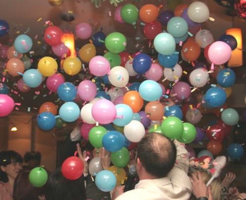 Маленькие воздушные шарики «Цветной горошек», размер 10-12 см, пр-во Китай, 60 коп/шт / интернет магазин Радость