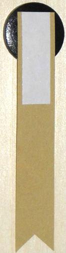 Оборотная сторона с липким слоем стикеров к Новому году, с фигурками